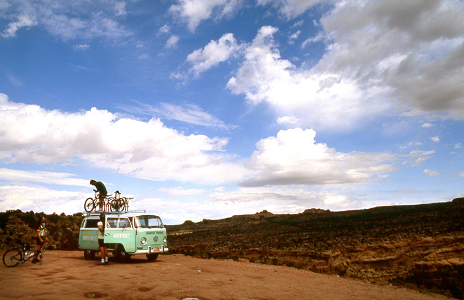 Coyote Shuttle circa 1996