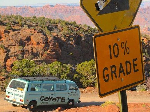 Coyote-Shuttle-Moab-Utah