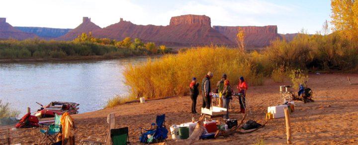 River Shuttles In Moab, Utah