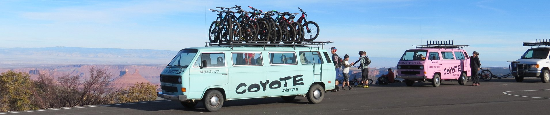 Coyote Shuttle Home