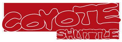 Coyote Shuttle Logo