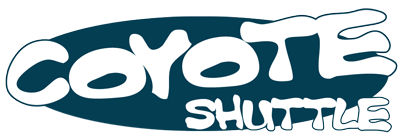 Coyote Shuttle Logo